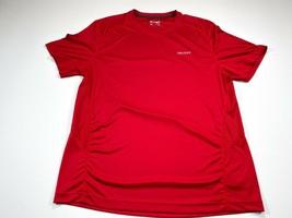 Marmot XXL Men's Athletic Running Short Sleeve Shirt Red - $19.99