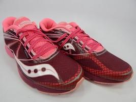 Saucony Type A Women's Running Shoes Size US 8 M (B) EU 39 Pink Purple S19028-2