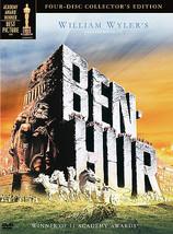 Ben-Hur Four-Disc Collector's Edition '' NEW'' - $18.47
