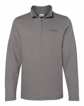Columbia Great Hart Mountain III Half Zip Jacket Mens Adult Sports 162523 - $53.99+
