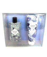 Tru Fragrance Seaside Escape Gift Set 3.4oz EDP & 4OZ BODY CREAM NEW SEALED - $39.55