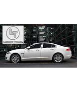 Jaguar XF Stainless Steel Chrome Pillar Posts by Luxury Trims 2009-2015 ... - $74.00