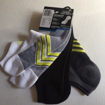 Mens Socks 3 Pack Assorted Size 6-12 Climacool Superlite Crew Lightweigh... - $18.98