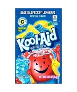 Kool-Aid Drink Mix Blue Raspberry Lemonade 10 count - $3.91