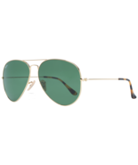 Ray-Ban Aviator Unisex Sunglasses RB3025 181 62 - $165.00