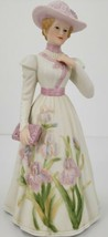 Home Interiors and Gifts Francesca Porcelain Figurine #1997 - $32.68
