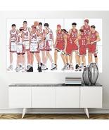 Wall Poster Art Giant Picture Print Slam Dunk Basketball Anime 2171PB - $27.99