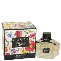 Gucci Flora Perfume 2.5 Oz Eau De Parfum Spray image 4