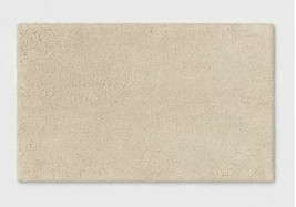 Bath Rug - Threshold Signature- Light  Taupe