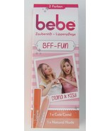 bebe Young Care Lip Balm/ Lip gloss Magic Wand: Variety 2-pack FREE SHIP... - $19.79