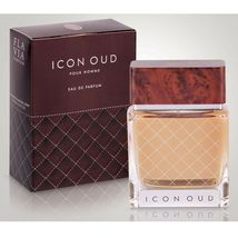 Icon Oud By Flavia Pour Homme -EDP-SPRAY, 100 Ml, Genuine Product. - $30.99