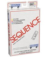 Travel Sequence - The Exciting Strategy Game in a Compact Travel Case! - $7.14