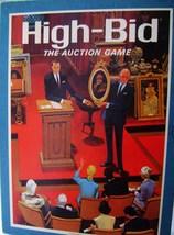Vintage 3M  Bookshelf  Game  High - Bid Auction Game 1965 - $20.00