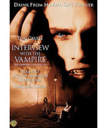 Interview with the Vampire (DVD, 2000, Special Edition) - $1.05