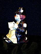 Emmett Kelly Clown Music Box Vintage Sun Saint image 5