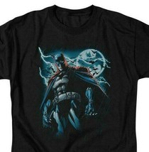 Batman t-shirt retro DC comics fictional superhero Gotham graphic tee BM2122 image 2
