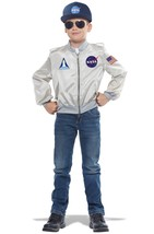 NASA Flight Jacket Costume - Childs - $22.95+