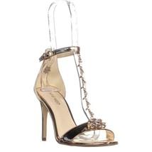 Nine West Mimosina Ankle Strap Sandals, Pink, 6.5 US - $36.57