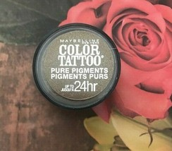 Maybelline New York Eye Studio Color Tattoo Pure Pigments Choose Your Color - $3.00+