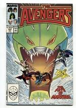 AVENGERS #293 Female KANG 1984 -comic book Marvel - $22.70