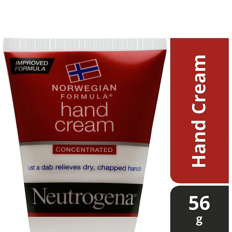 New Neutrogena Norwegian Formula Hand Cream 56gm Free Shipping