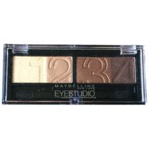 Maybelline Eyestudio Natural Impact Eyeshadow – 05 Glamour Browns - $8.72