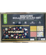 Pen+Gear Welcome Bulletin Board Set 62 Pieces Teacher - $12.50