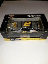 Miller #2 Rusty Wallace 25th Anniversary 1:24 Diecast 1996 Revell NASCAR Ford - $19.79