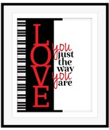 BILLY JOEL JUST THE WAY YOU ARE Music Poster So... - $19.79 - $197.99