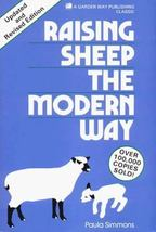 Raising Sheep the Modern Way-Updated & Revised Edition - $4.95