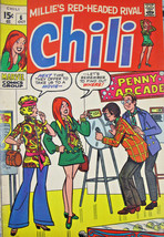 Chili #6 1969 Marvel Comic Silver Age VG/FN 5.0 15 Cent Cover - $14.36