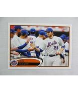 Ike Davis New York Mets 2012 Topps Baseball Card 24 - $0.98