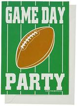 Game Day Football Invitations children party invitations  (8/Pkg),  Pkg ... - $6.85