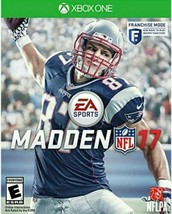 Ea Sports: Madden: Nfl 17: Xbox One: Franchise Mode: Brand New - $8.99