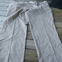 NWT Men's Dickies work pants khakis 52 UU waist unhemmed - $26.34
