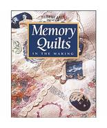 LEISURE ARTS Memory Quilts in the Making - $3.94