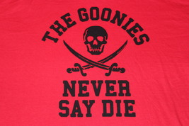 The Goonies, Never Say Die, XL Mens T-Shirt - $7.95