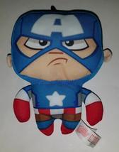"Captain America Avengers Assemble Marvel Small Plush 6"" Stuffed Animal Toy - $11.83"