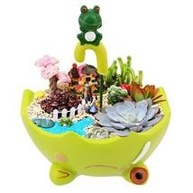 Segreto Creative Umbrella Plants Pots Brush Pots Planter for Flower Sedu... - €15,14 EUR