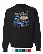 Ford Mustang Shelby 1967 GT Sweatshirt American Made Muscle Cars Sweater - $17.99+