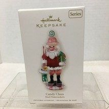 2008 Noel Nutcracker #1 Candy Hallmark Christmas Tree Ornament MIB Price... - $12.38