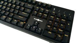 Micronics X40 Mechanical Gaming Keyboard English Korean Jixian Optical (Black) image 8