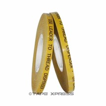 "2 rolls 1/4"" ATG Adhesive Transfer Tape (Fits 3M Gun) Photo Crafts Scrap... - $6.92"