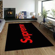 Supreme Rug, Area Rug, Non Slip Floor Carpet, Teen's Carpet 90x150 cm - $88.00