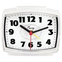 Equity by La Crosse 33100 Electric Analog Alarm Clock - $29.25
