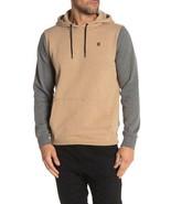 Hurley, Branstad Colorblock Hooded Pullover,BEECHTREE, Size S - $49.47