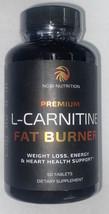 Nobi Nutrition L-Carnitine Fat Burner Weight Loss-Energy-Heart Health - ... - $16.99