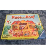 Race To The Roof Board Game Complete Ravensburger  2002 - $14.91