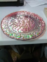 """Imperial Lenox 12 Days of Christmas Plate - """"Twelve Lords a'leaping"""" Red... - $13.75"""
