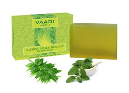 Alluring Neem and Tulsi Soap - $1.75+
